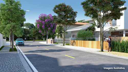 Rua Residencial