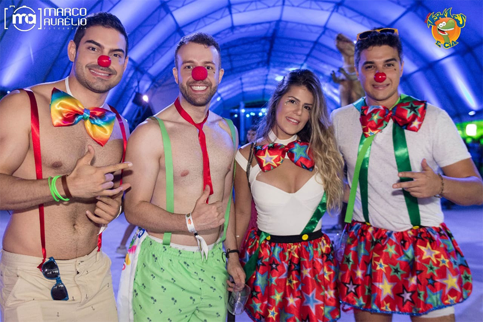 Carnaval Bloco Vermes e Cia