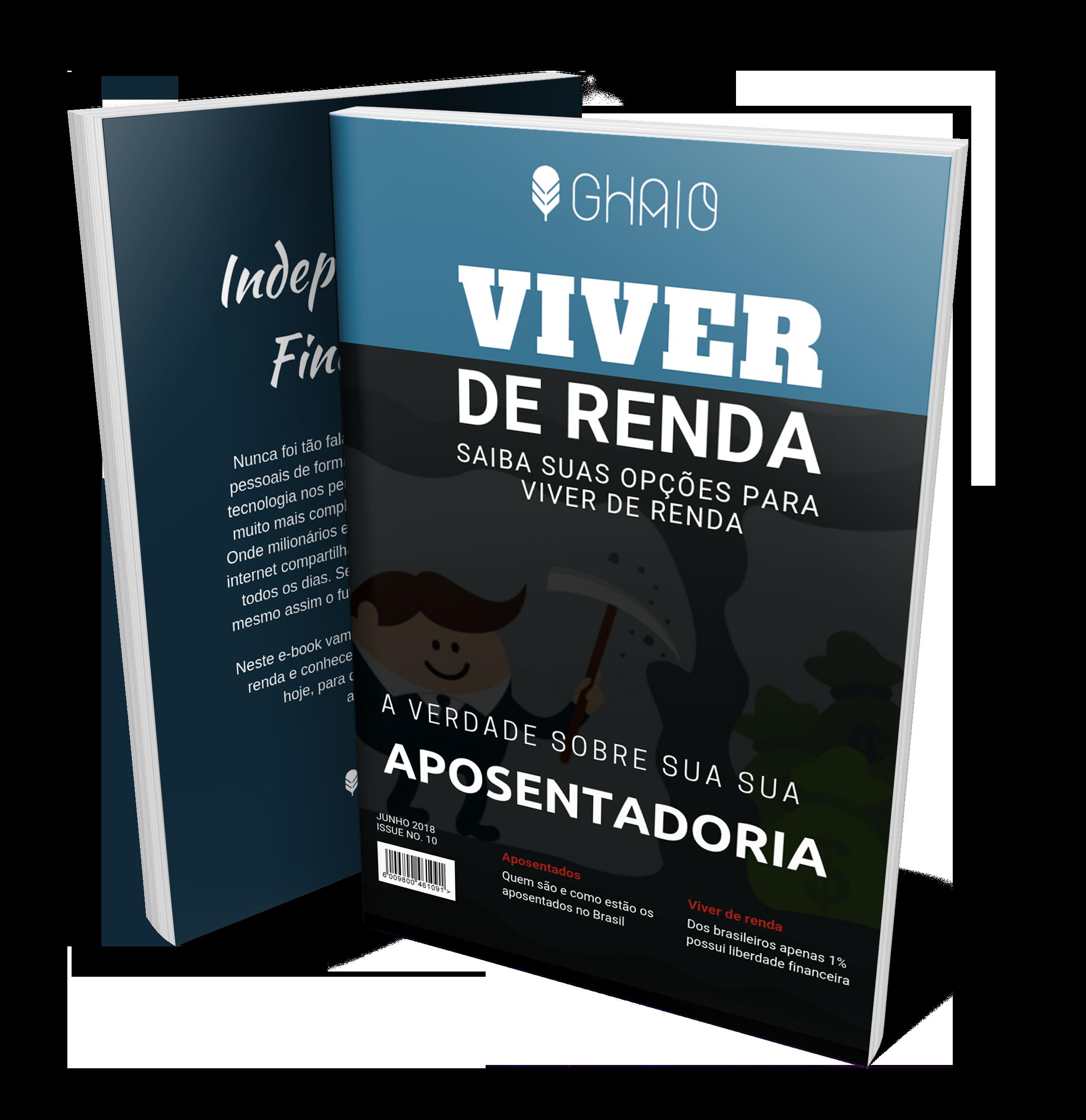 eBook Viver de Renda