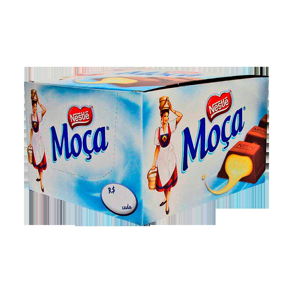 Tablete Nestlé Moça