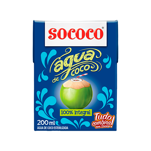 Água de Coco Sococo