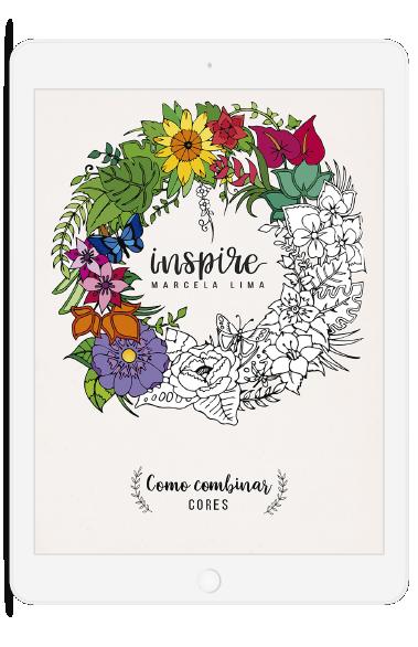 E-book: Como combinar cores