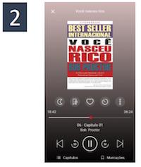 Audiobook Você Nasceu Rico