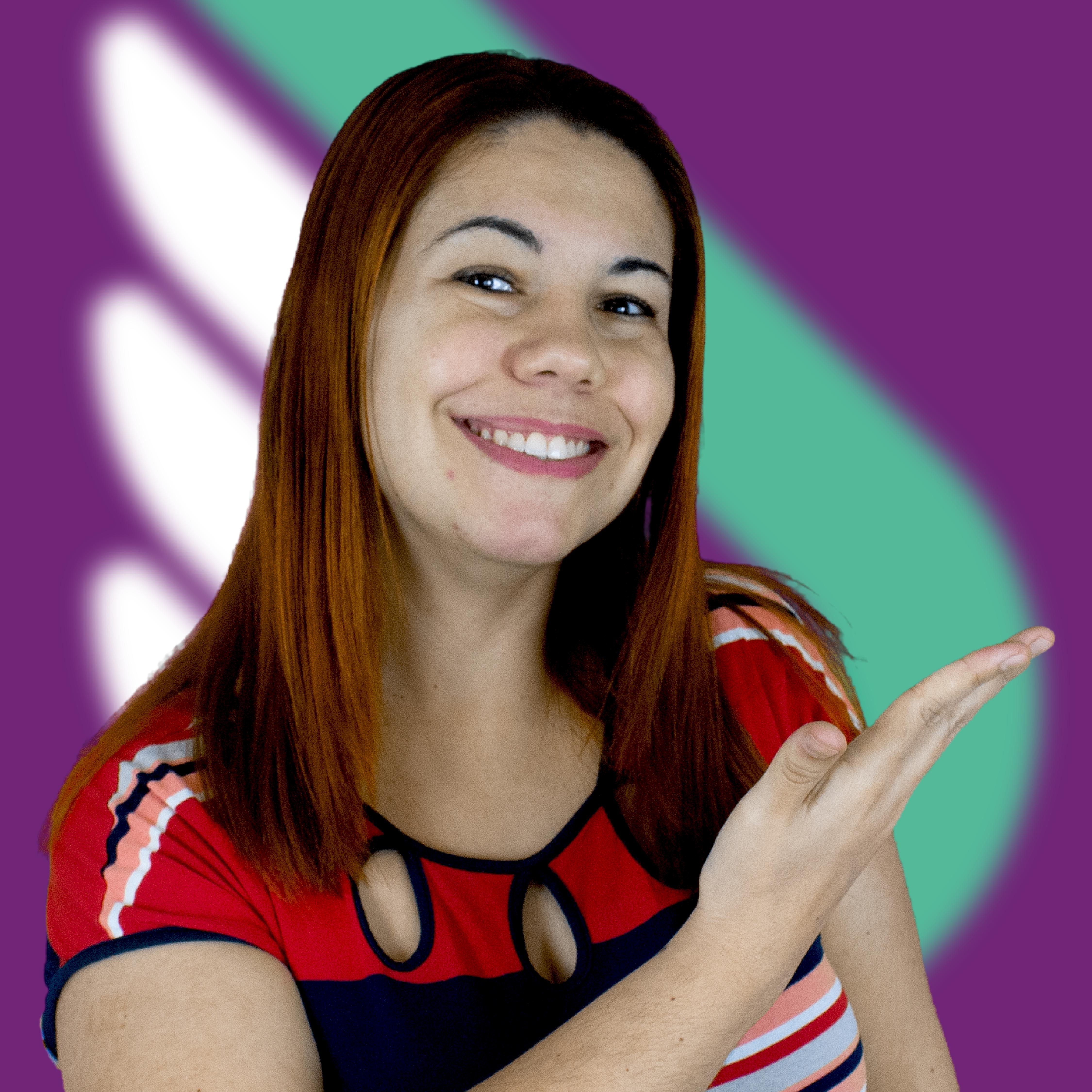 Professora Aline Vendrame Cordeiro