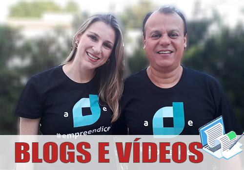 Blogs e Vídeos