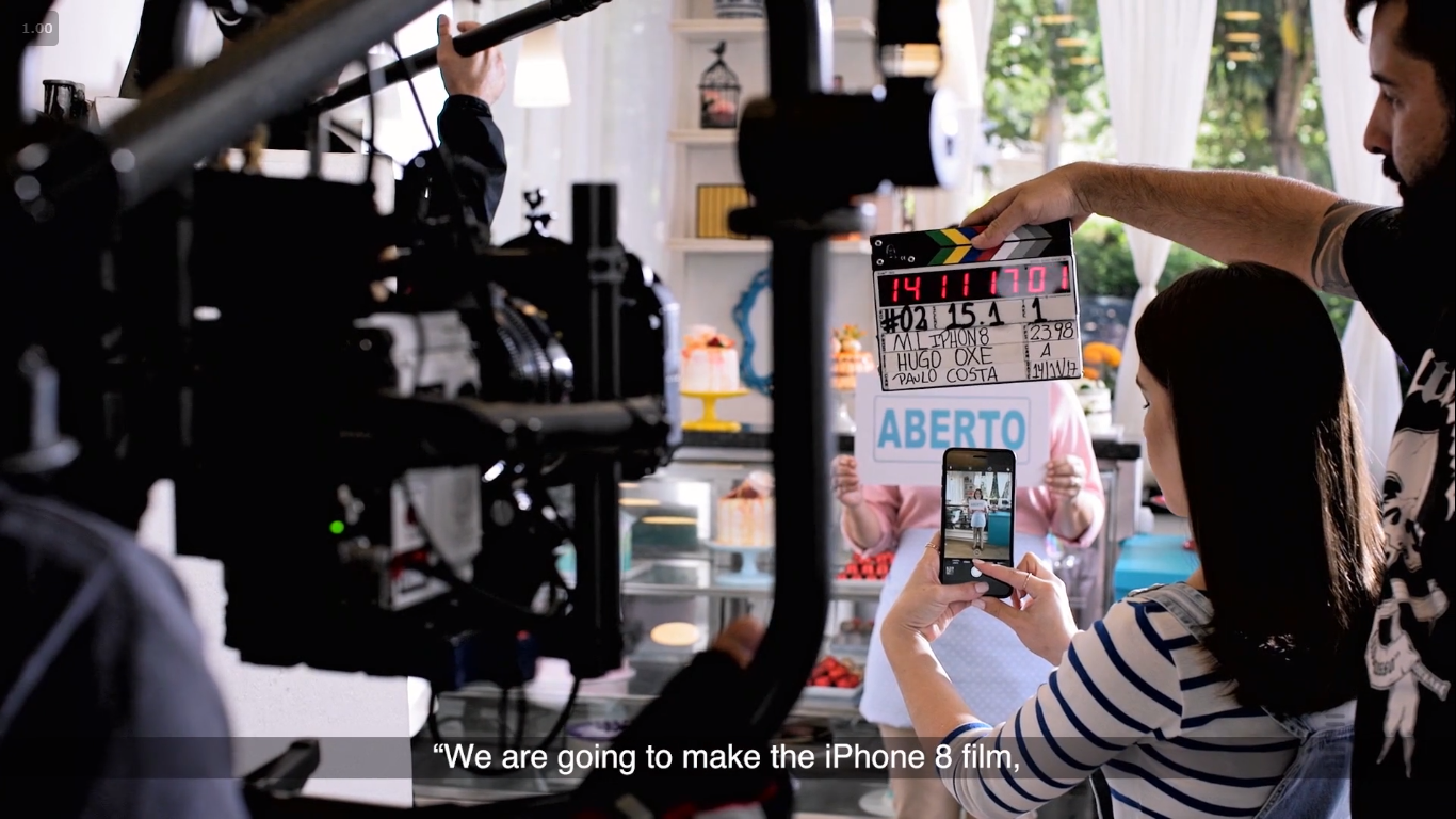 IPhone 8 - Making Of