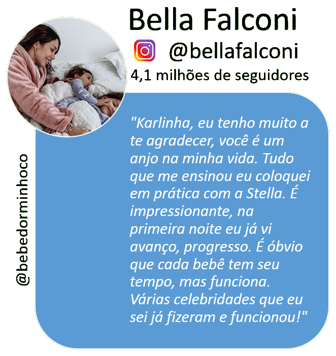 Depoimento - Bella Falconi