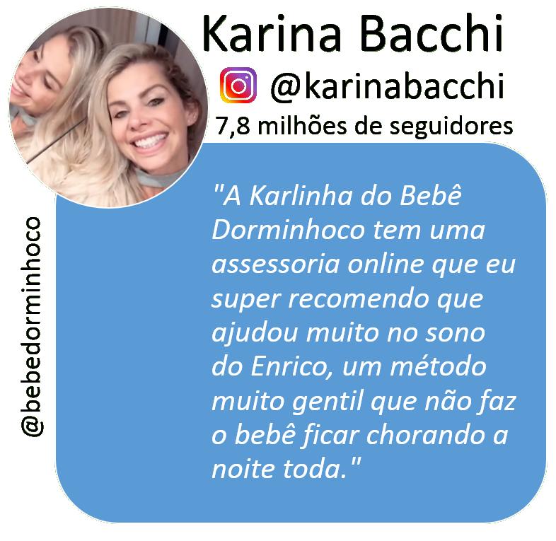 Depoimento - Karina