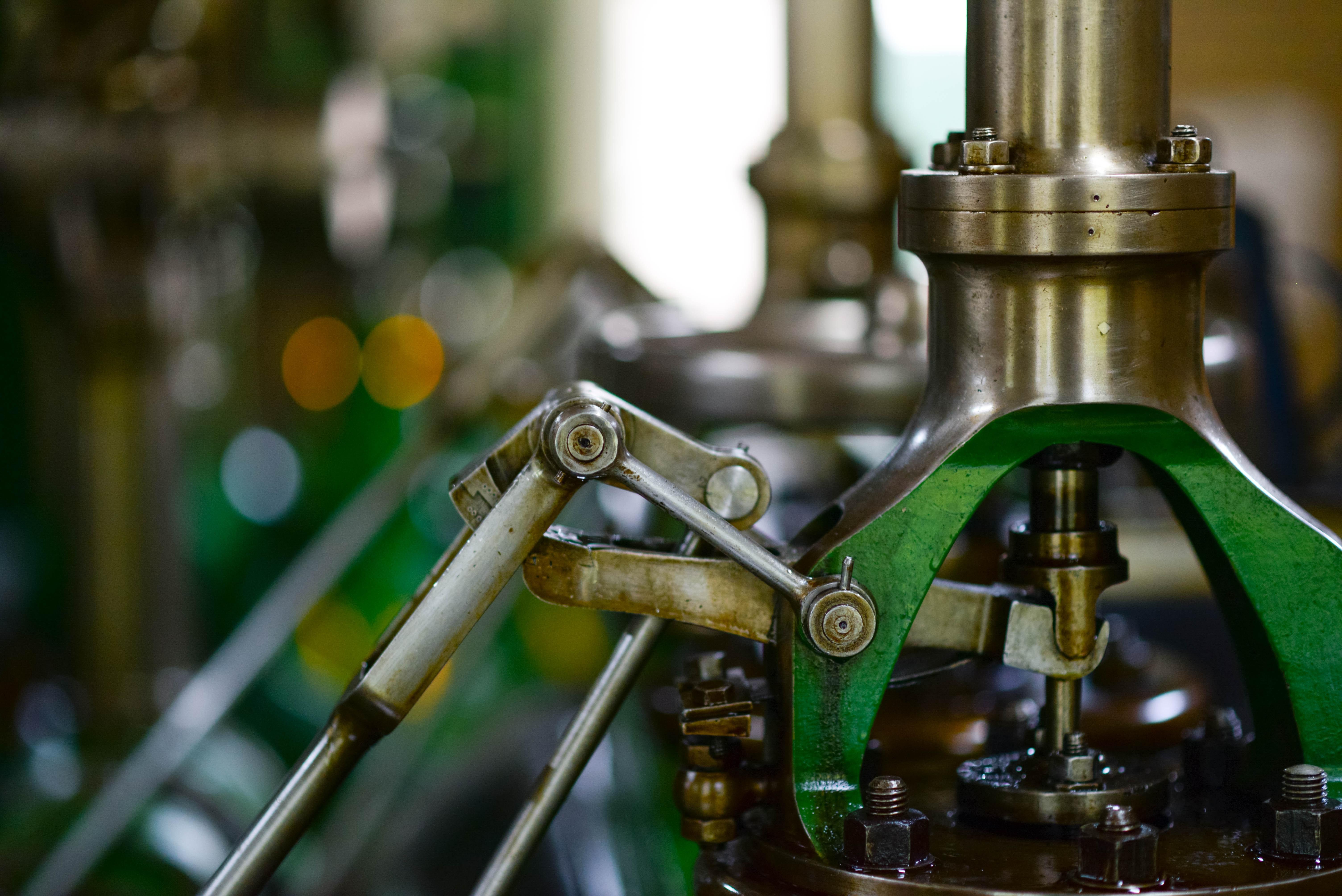 Desenvolvimento de maquinas