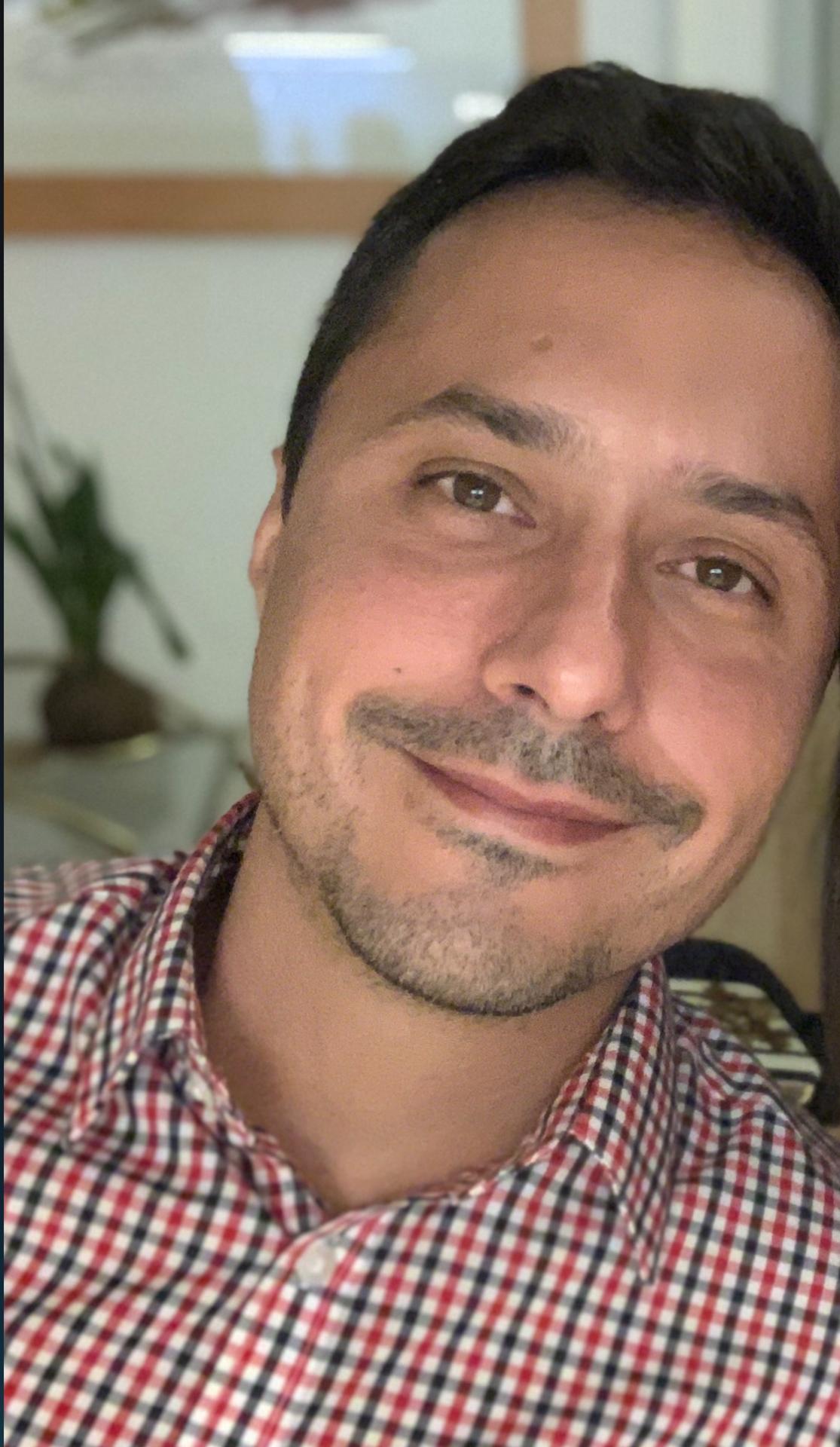 Perfil de Fernando Gammino da Cartilha da Igreja Legal