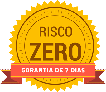 Risco Zero - Garantia de 7 Dias