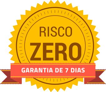 Garantia Risco Zero - 30 Dias