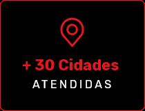30+ cidades