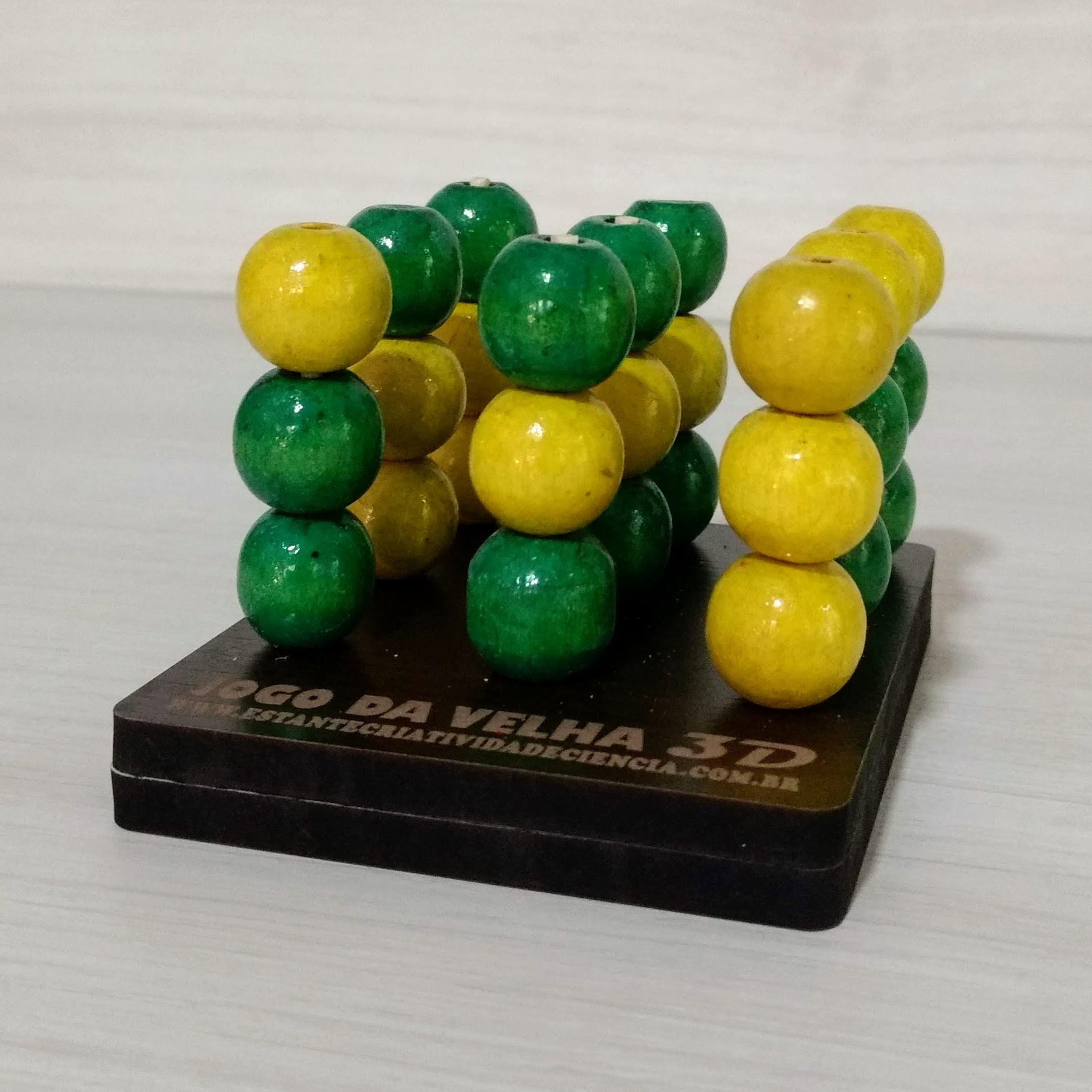 Jogo da Velha 3D