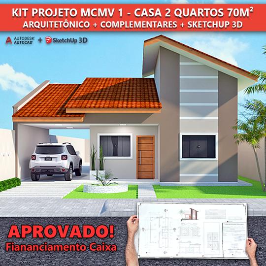 KIT Projeto MCMV 1