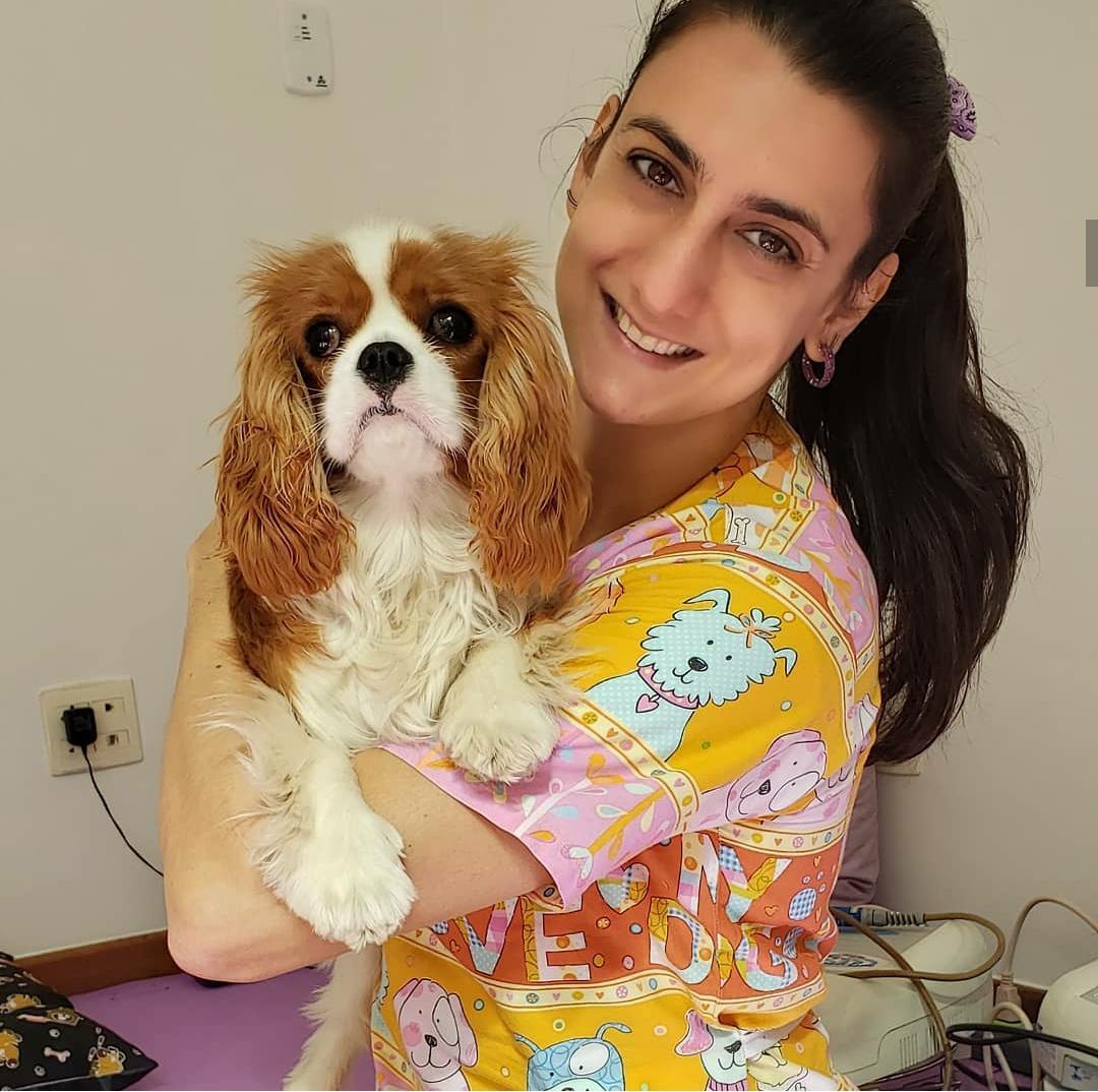 Profa. Dra. Laryssa Petrocini Rosseto