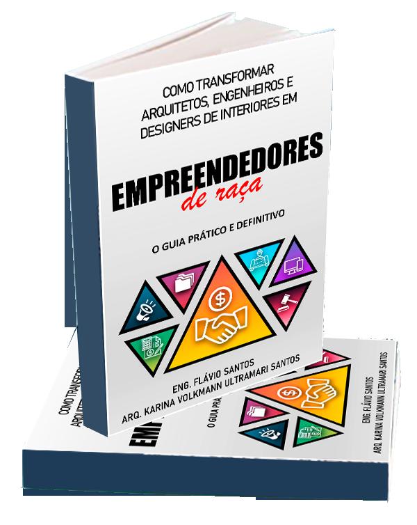 Livro Digital Empreendedores de Raça