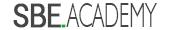 Logo SBE ACADEMY
