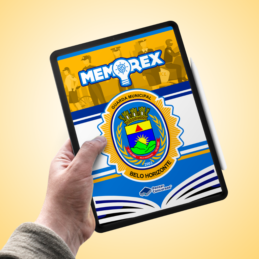 Memorex Guarda Municipal Niterói