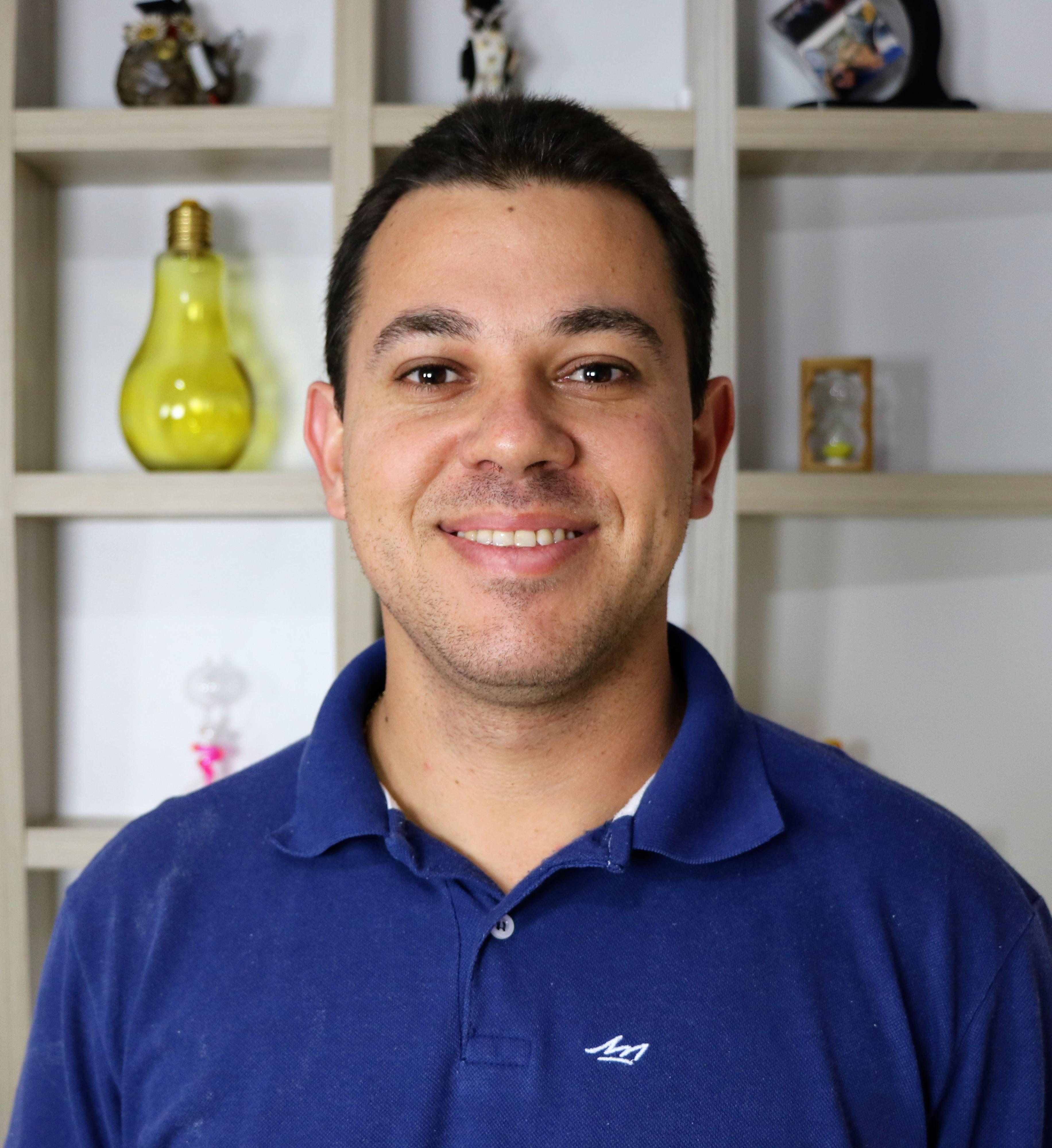 Prof Danilo Antonio da Silva