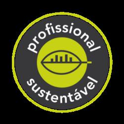 logo profissional sustentavel