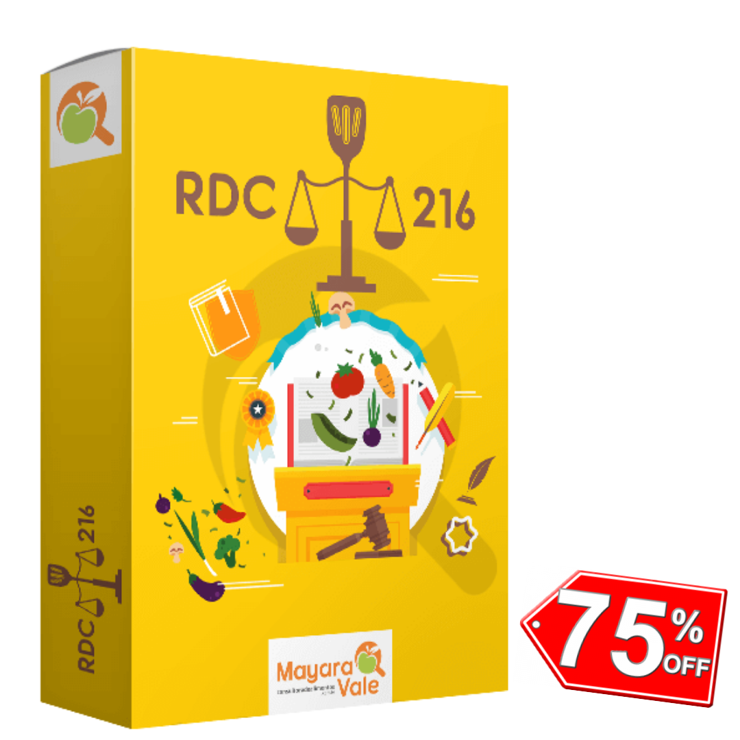 Curso RDC 216