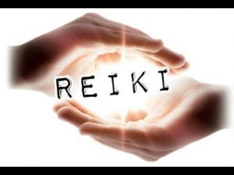 Informações da técnica Reiki