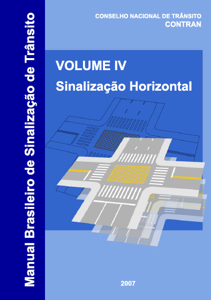 Manual Sinalização Horizontal