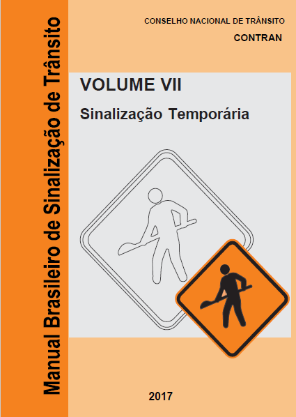 Manual Sinalização Temporária