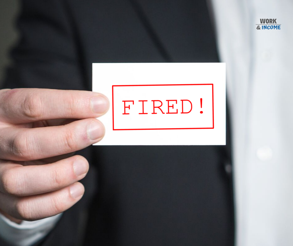 I WAS FIRED... SO WHAT??