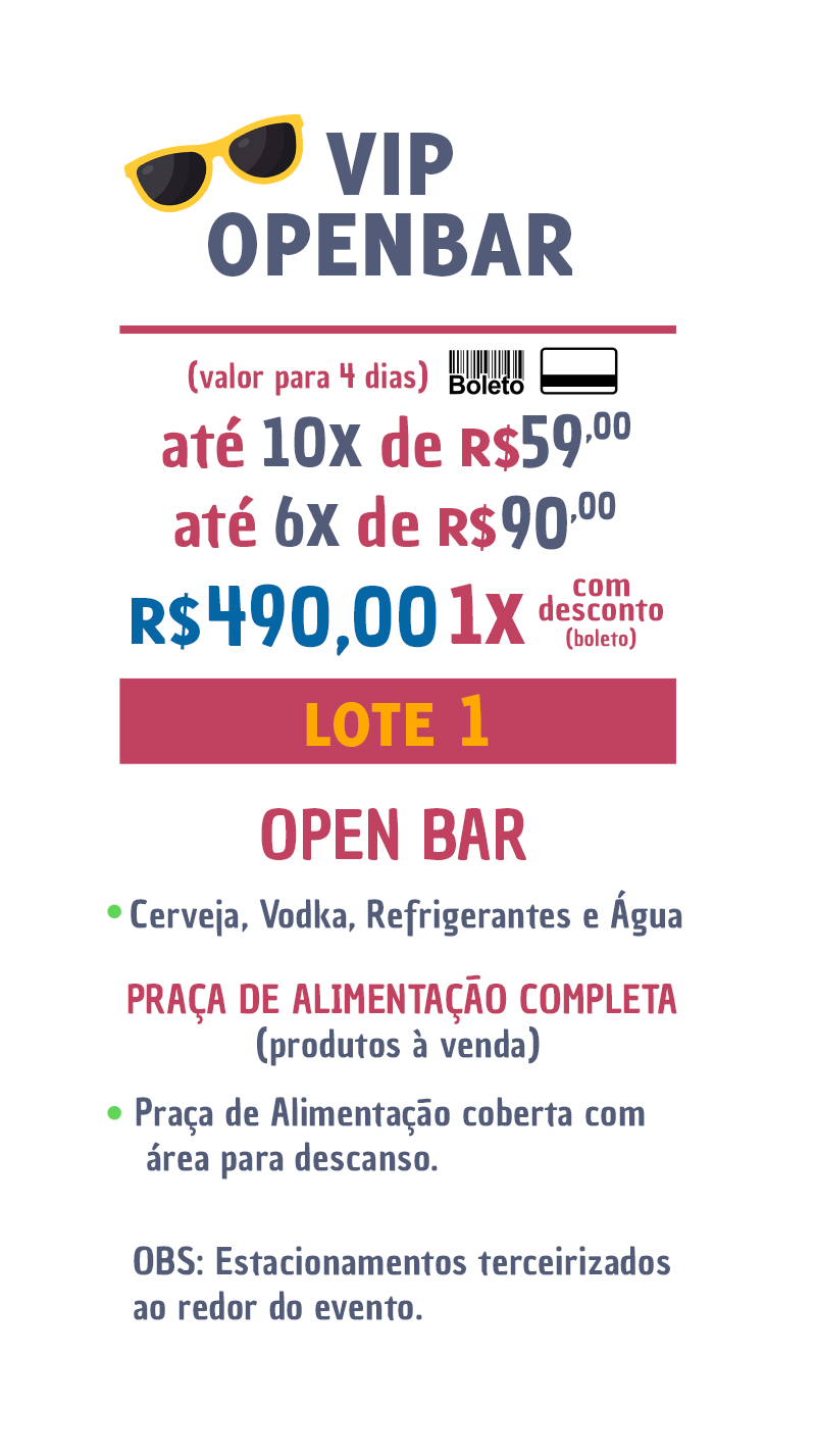 Vip Openbar