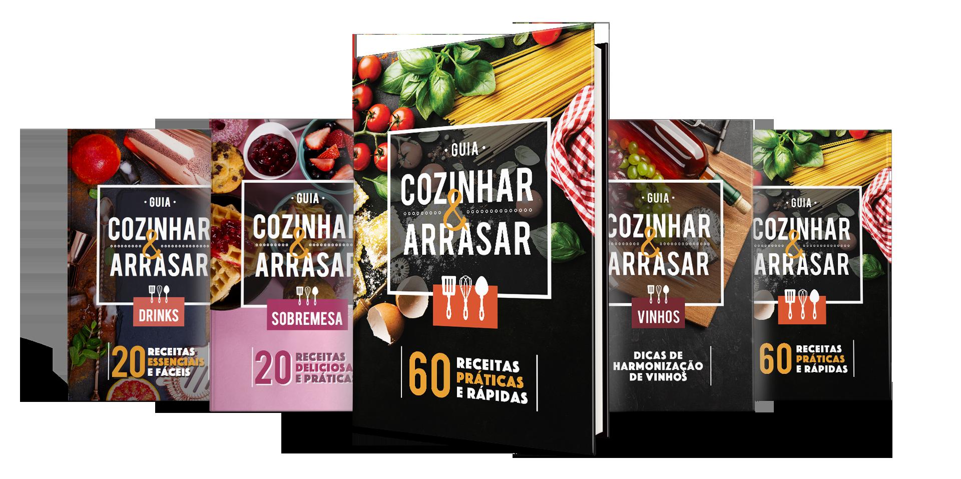 Cozinhar & Arrasar