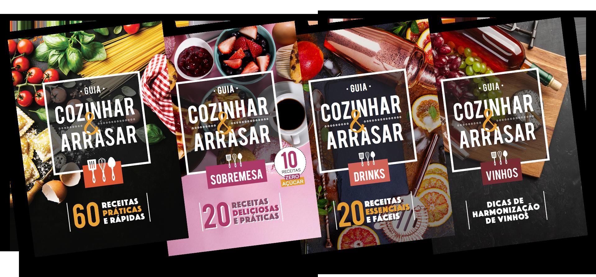 Guias Cozinhar & Arrasar