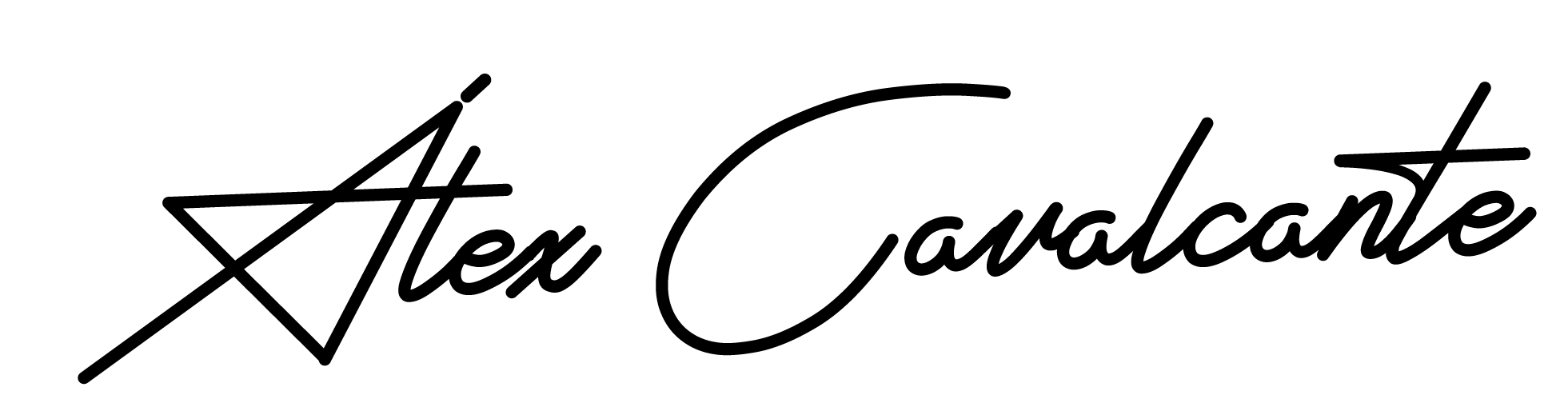 Álex Cavalcante Logo