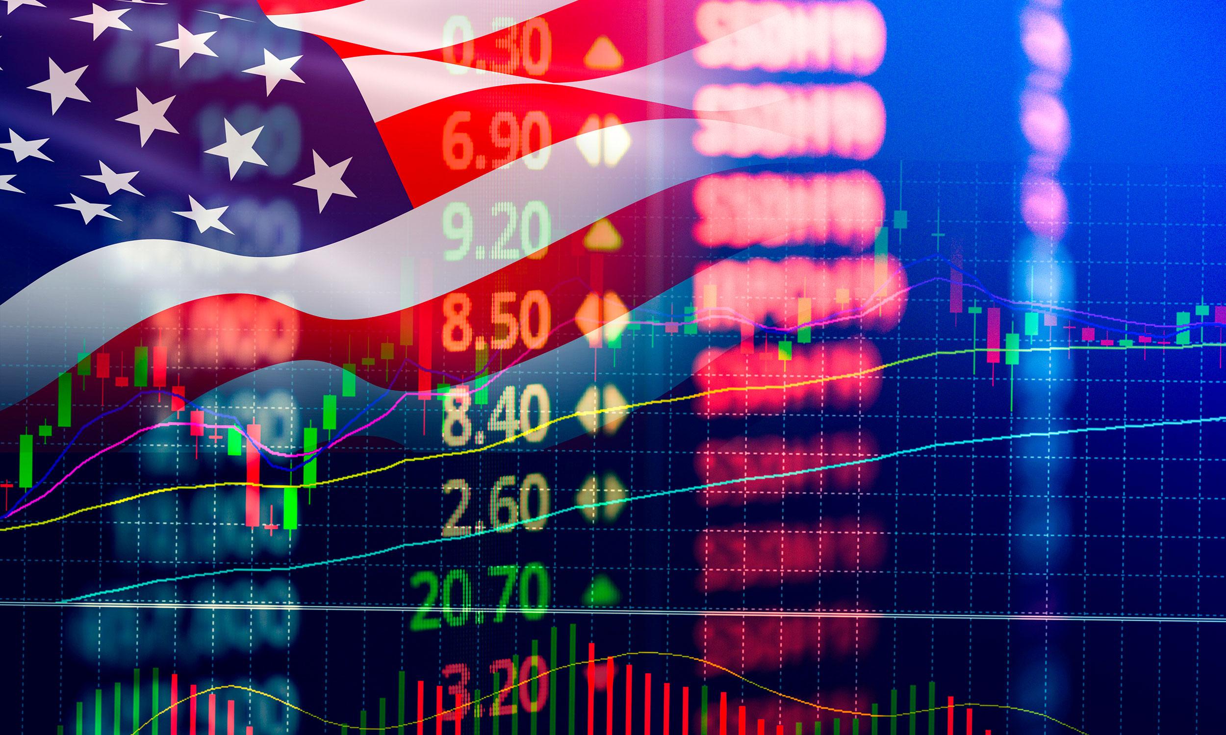 Mercado Americano de Ações Online