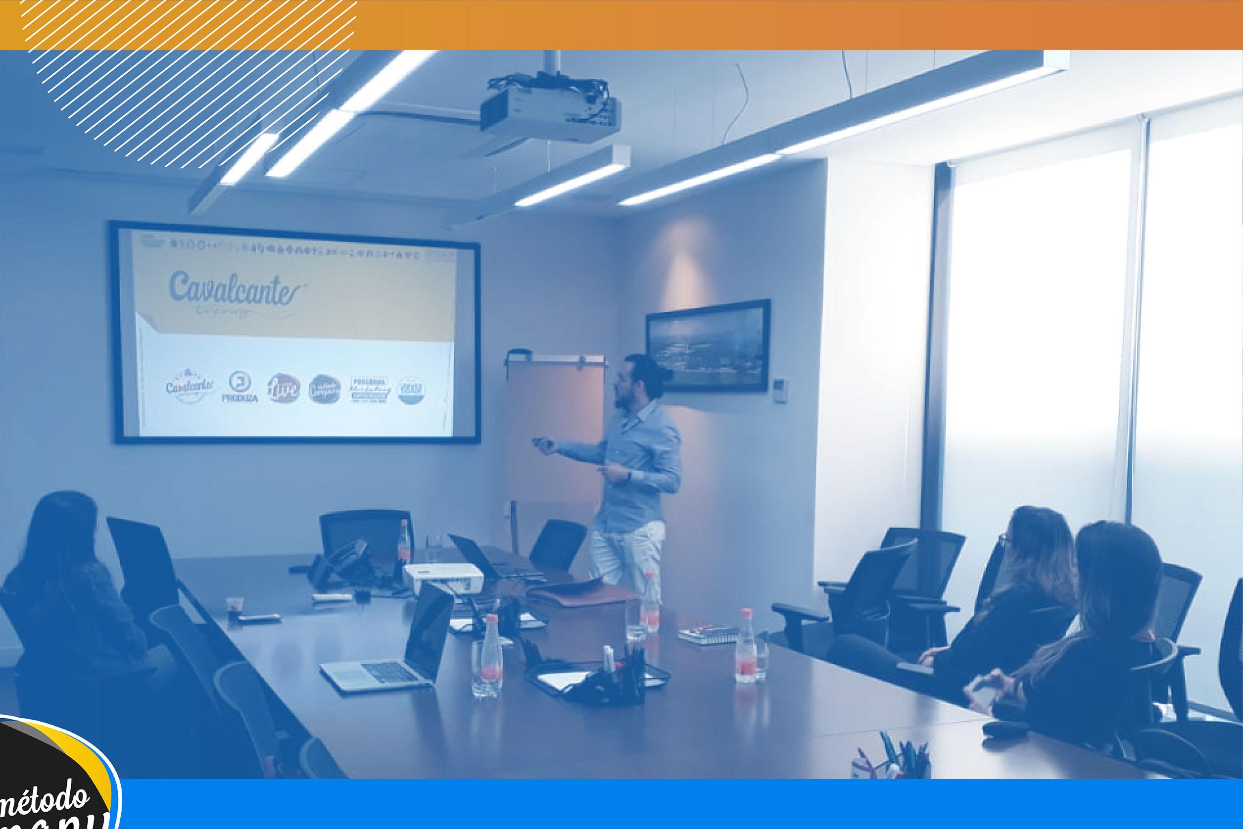 Método Company com Álex Cavalcante da PRODUZA® NE para Pessoas, Negócios e Mercados -  Educação, Construtora, Tecnologia, Alimentação, Industria, Varejo