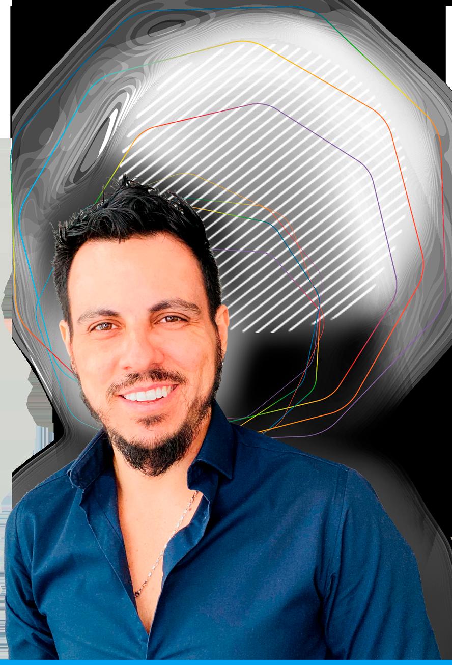 Álex Cavalcante Publicitário e Neuropsicoterapeuta - Grupo PRODUZA®