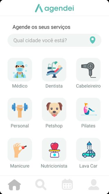 App Agendei