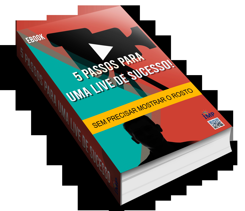 e-book 5 passos para uma live de sucesso