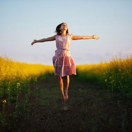 Felicidade após Terapia Integral Sistêmica