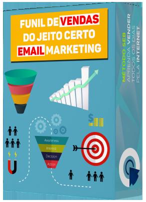 funil de vendas com email marketing