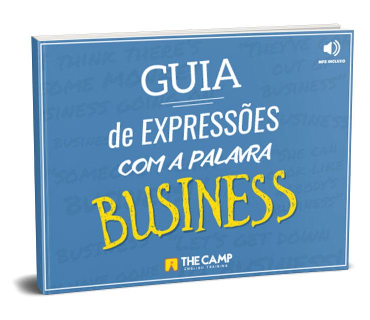 guia expressões palavra business