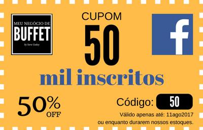 Cupom 50