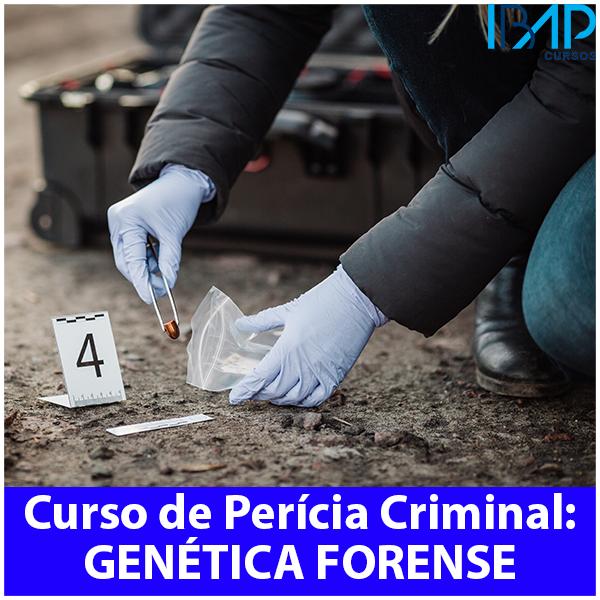Perícia Criminal - Genética Forense