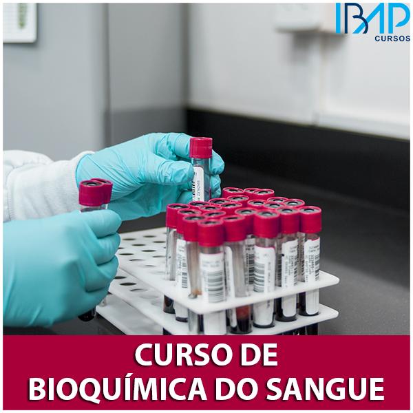 Curso de Bioquímica do Sangue