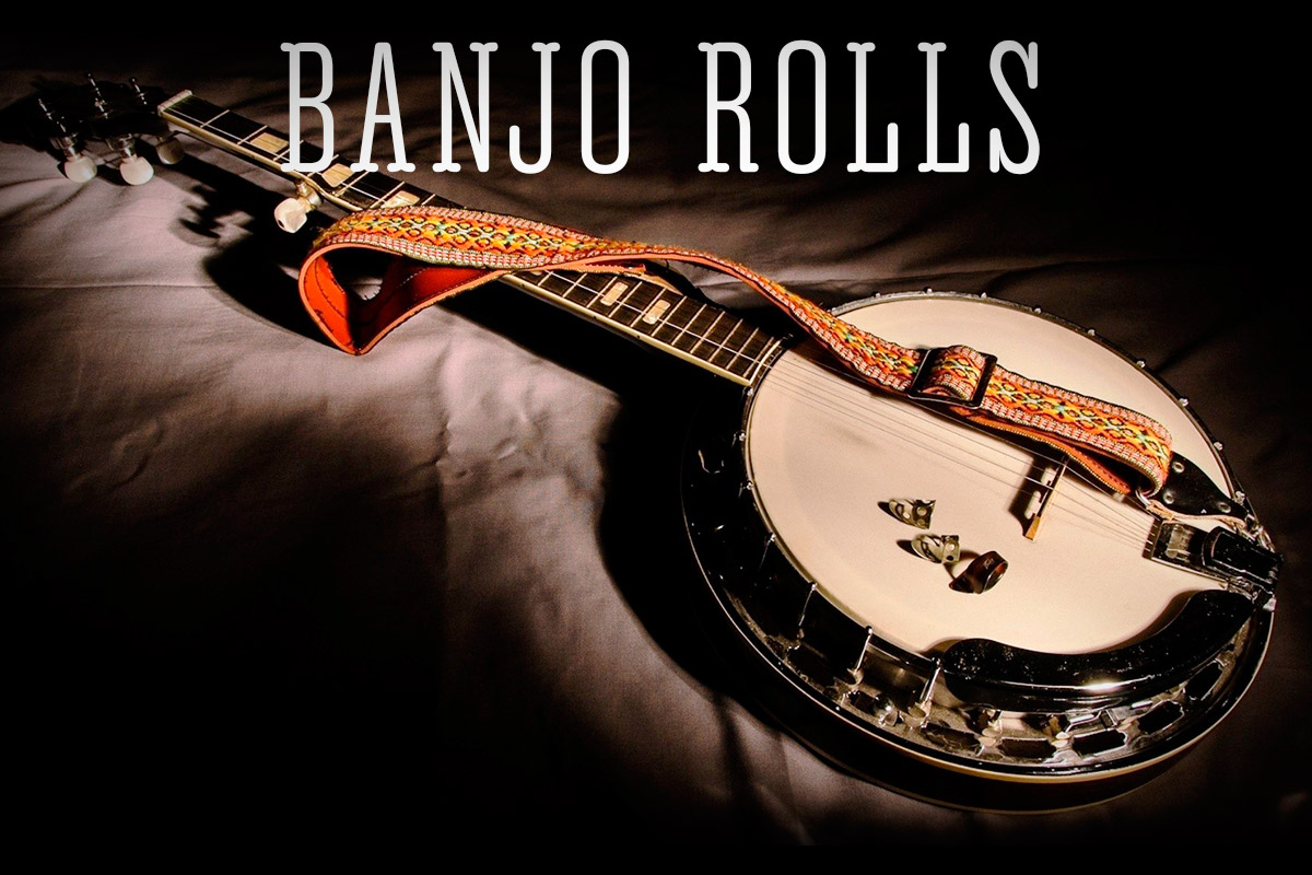 Banjo Rolls e Double Stops