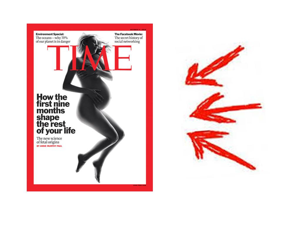 Matéria na Revista TIME