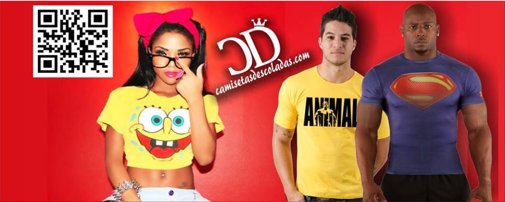 Camisetas Descoladas - Franqueado Camisetas da Hora Vale a Pena?
