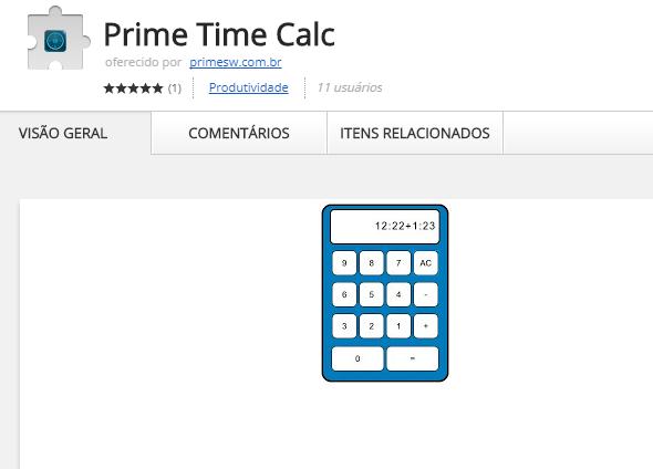 Prime Time Calc