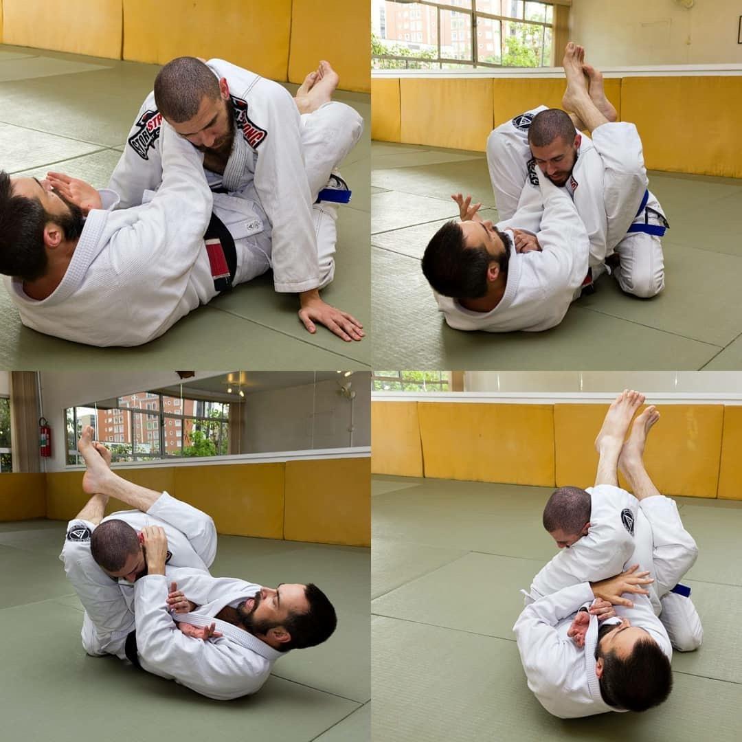 Gracie Jiu-Jitsu - Prof Carlos Andreucci